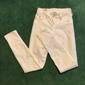 🍑True Religion skinny jeans size 25🍑